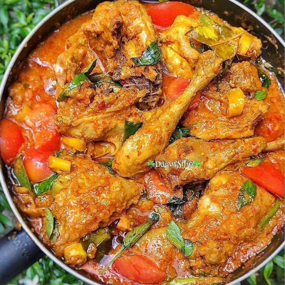 Resep ayam woku berbagai sumber