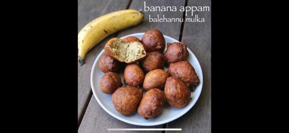 Olahan pisang © 2020 brilio.net