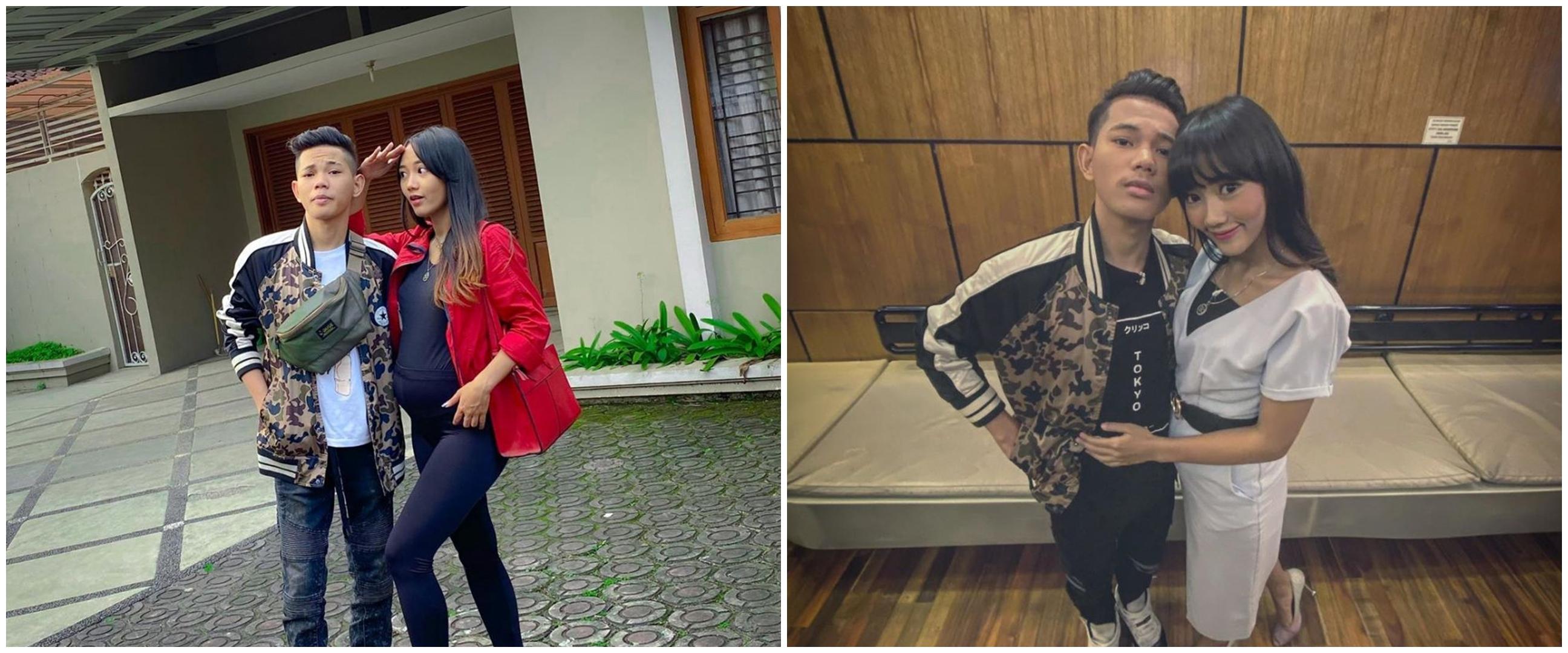 8 Momen Tegar & Sarah Sheilka usai pindah ke Garut, kumpul keluarga
