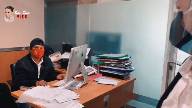 Kantor Tina Toon di DPRD Instagram & YouTube