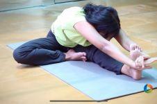 7 Pose yoga ini mampu mengatasi masalah menstruasi