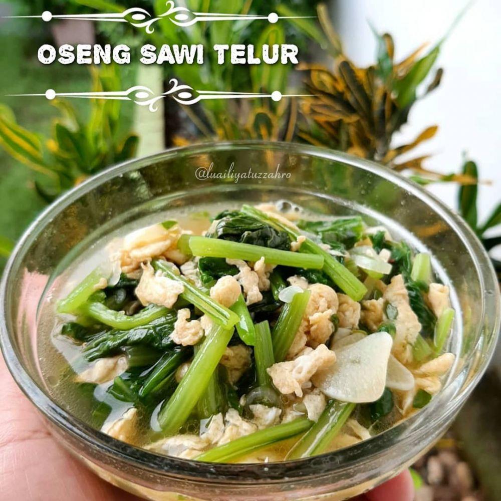 resep tumis sawi hijau © 2020 brilio.net Instagram/@lapakresep ; Instagram/@koleksiresepsj