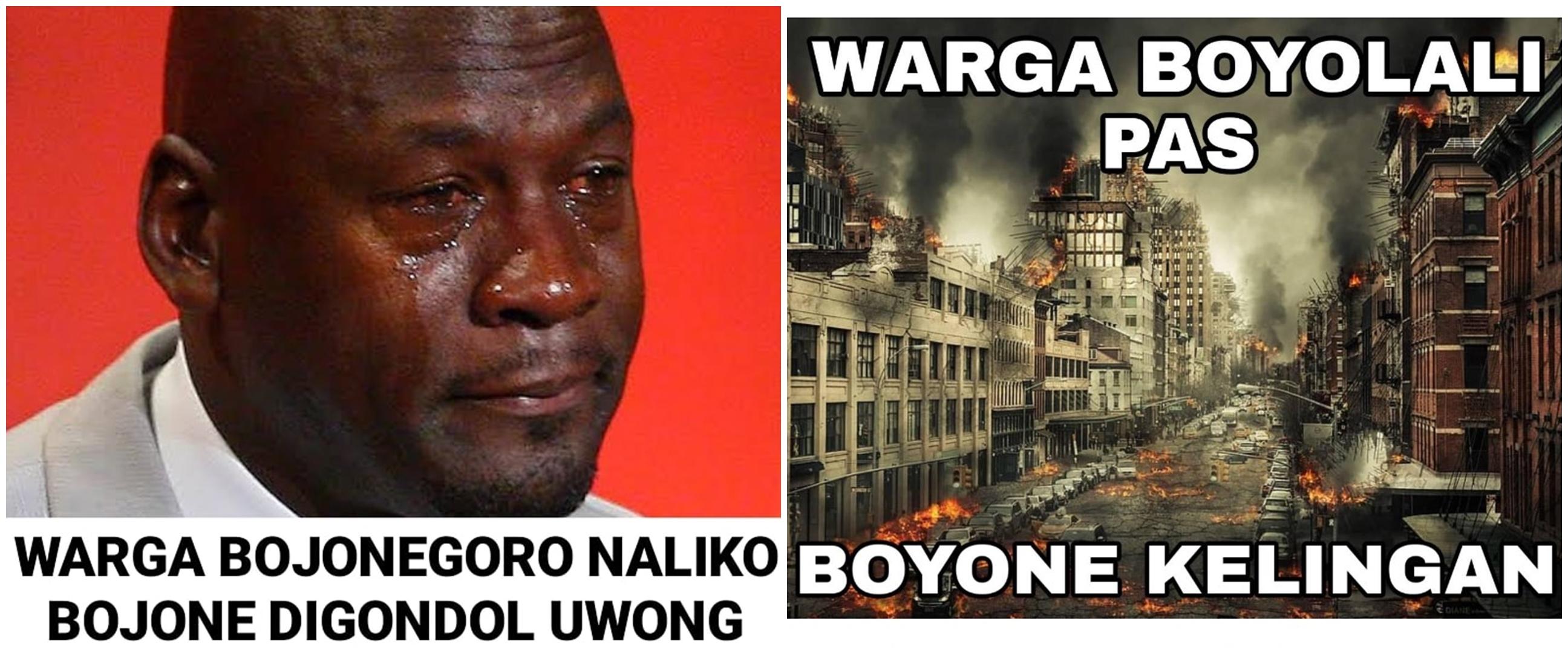 9 Meme lucu nama kota di Indonesia ini ujungnya jadi mikir