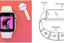 Bocoran anyar, Apple Watch bikin sensor pembuluh darah futuristik