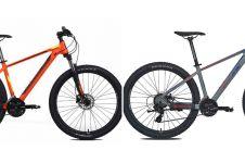 Harga sepeda Pacific Tranzline dan spesifikasinya, komponen andal