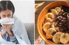 9 Resep makanan yang bisa sembuhkan demam dan flu, praktis