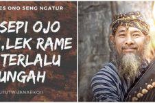 40 Kata-kata motto hidup bahasa Jawa, unik, inspiratif, dan bermakna