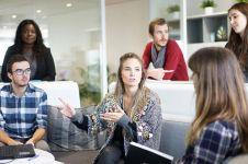Acara ini membuktikan wanita juga bisa mendominasi di lingkungan kerja