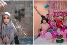 8 Potret ulang tahun Ria Ricis ke-25 di Maluku, penuh kejutan