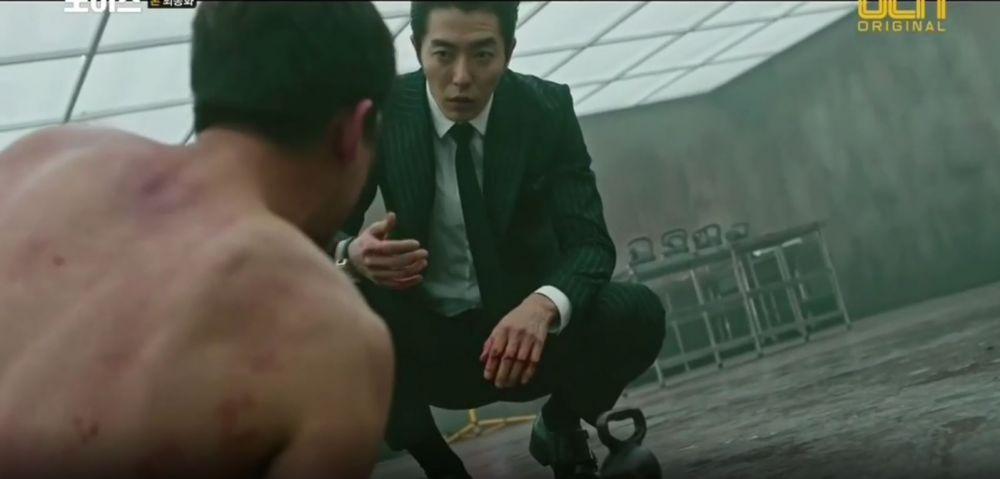 drama korea dikritik karena adegan kekerasan Berbagai Sumber