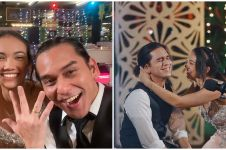 10 Momen manis adegan tunangan Rangga Azof & Haico di Samudra Cinta