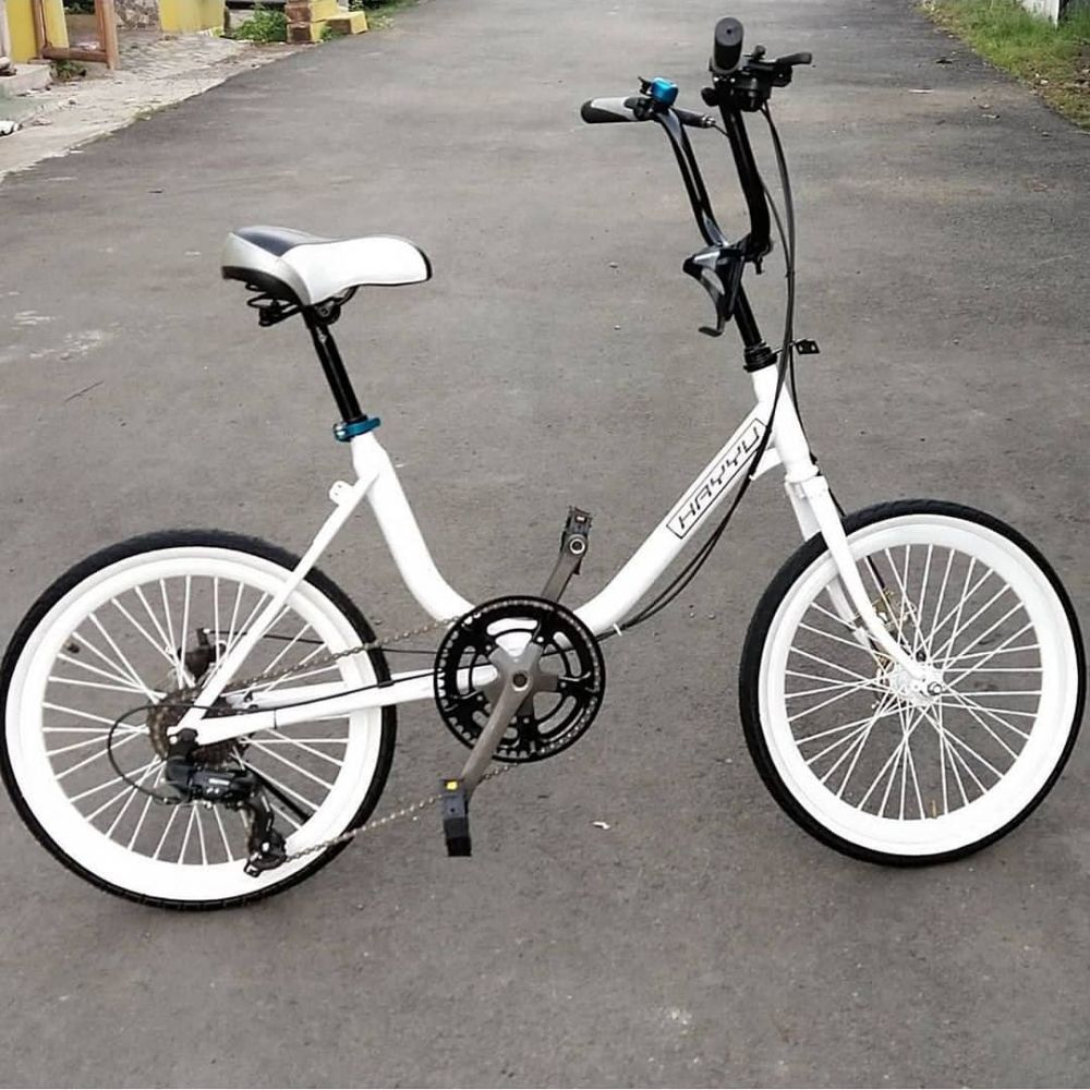 Harga Sepeda Minion Dan Spesifikasinya