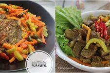 10 Resep kreasi acar kuning enak, sehat dan mudah dibuat