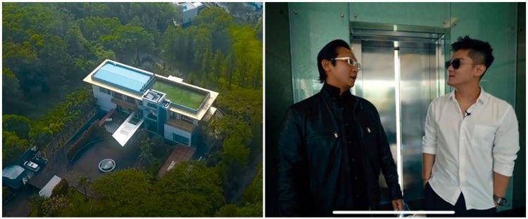 11 Potret rumah Fransen Susanto, mewahnya bikin takjub