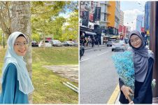 8 Potret Nurul Nabihah, cewek yang lupa lepas masker saat foto SIM