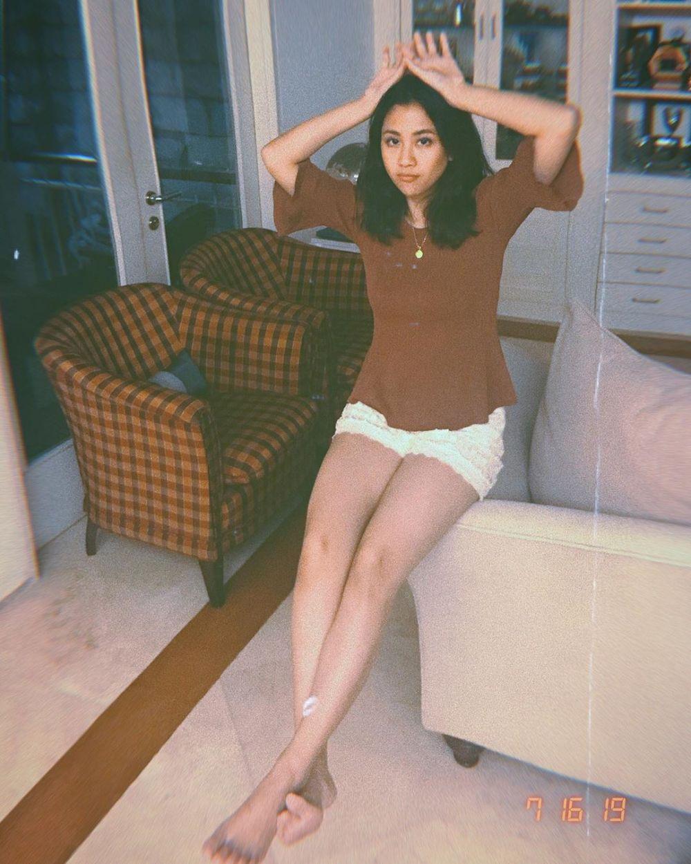 apartemen Sherina instagram