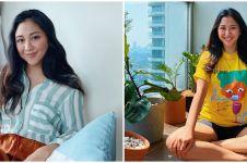 9 Potret apartemen Sherina Munaf, ruang tengahnya curi perhatian