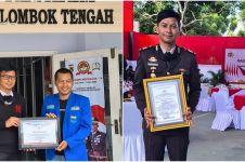 10 Potret Priyono Suhartono, polisi yang viral tolak kasus warisan