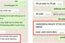 10 Chat lucu jual beli lewat WhatsApp ini endingnya bikin cekikikan
