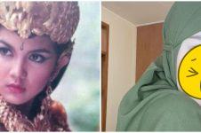 11 Potret terbaru pemeran Sekar Arum di Angling Dharma, kini berhijab