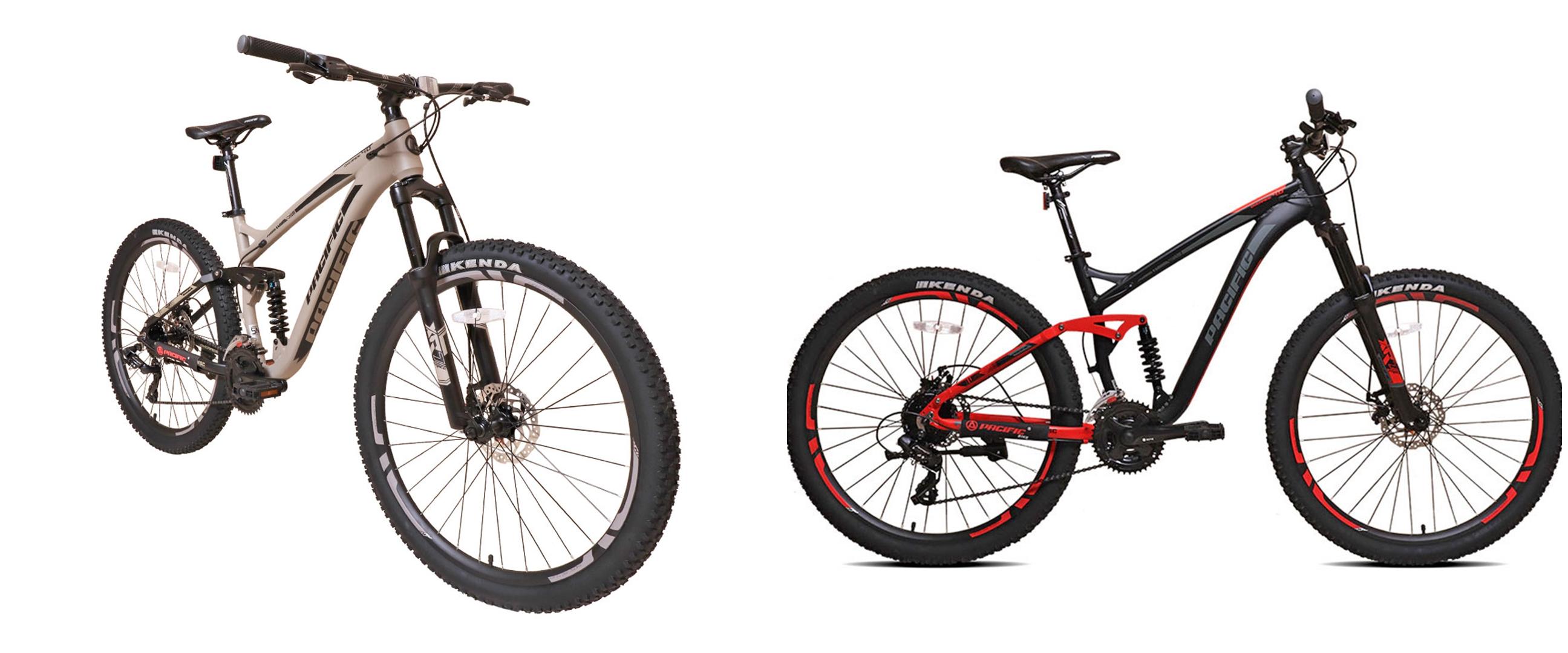 Harga sepeda Pacific Override dan spesifikasi, nyaman dan keren
