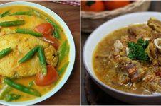 10 Resep aneka gulai, enak dan mudah dibuat sendiri