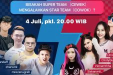 Likee dan Moonton gelar laga Mobile Legends antar influencer, seru nih