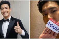 10 Foto editan lucu Choi Siwon jadi warga lokal, kreatif banget