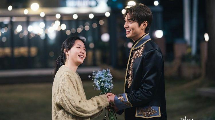Sama-sama zodiak Cancer, Kim Go-eun dan Lee Min-ho cocok berpacaran