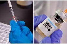 Vaksin virus corona dipastikan tersedia paling cepat akhir 2020