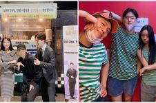 Berawal dari syuting, 10 persahabatan seleb Korea ini friendship goals