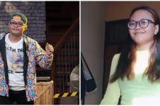 10 Potret Amanda Putri, cewek TikTok yang disebut mirip Sule