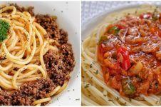 11 Resep pasta homemade, sederhana, enak, dan mudah dibuat