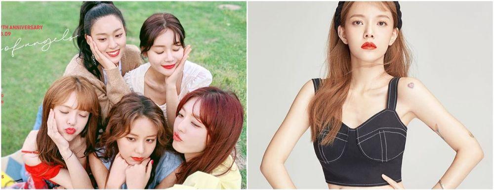 grup kpop yang ditinggal leader Berbagai Sumber