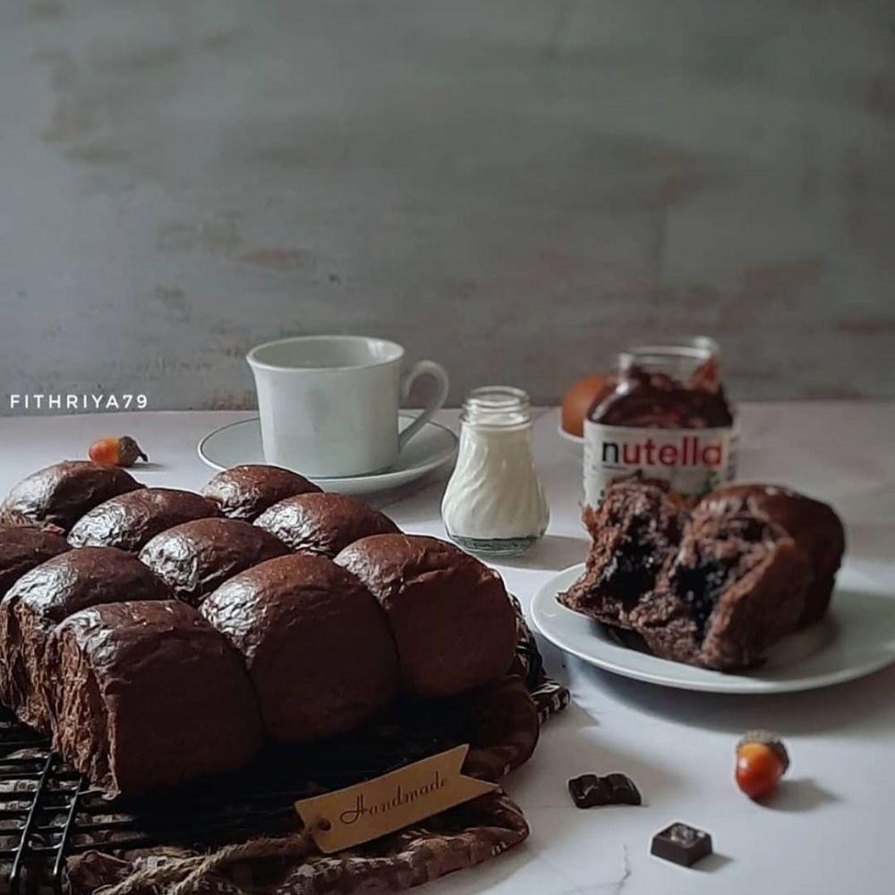 kue cokelat tanpa mixer instagram