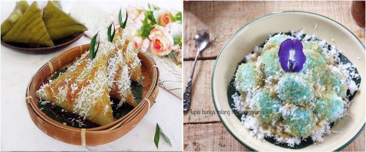 10 Resep lupis ketan makanan tradisional kenyal, lembut, & enak