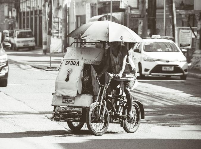 sepeda dibayar Unsplash