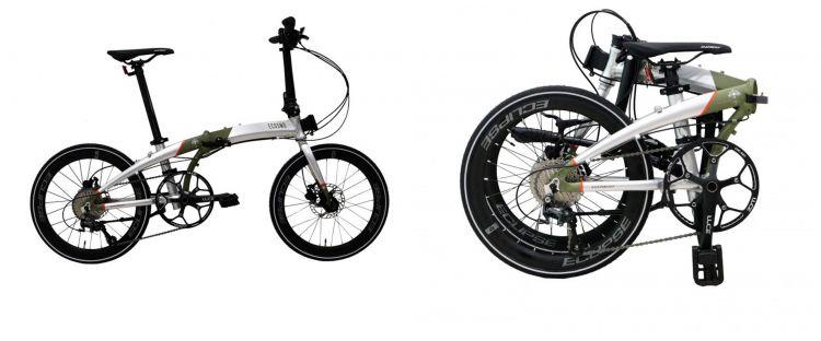 Harga sepeda Element Ecosmo 10 dan spesifikasi, simpel dan modern