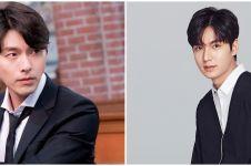 Potret lawas 10 aktor ganteng Korea sebelum terkenal, manglingi