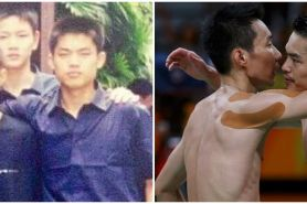 8 Potret persahabatan Lin Dan dan Lee Chong Wei, sama-sama legenda