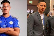 7 Potret ganteng Faiq Bolkiah pesepak bola yang keturunan ningrat