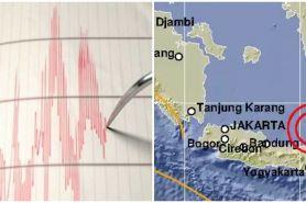 Gempa magnitudo 6,1 mengguncang Jepara, Jawa Tengah