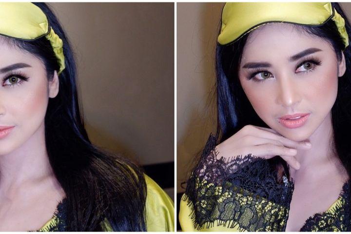 Dewi Perssik unggah foto bareng Jupe, kenang momen manis perkenalan