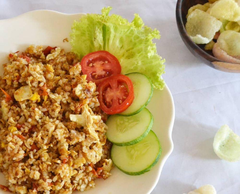 resep nasi goreng Jawa instagram