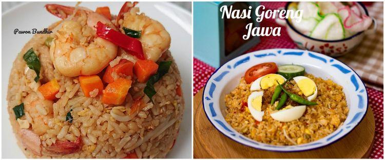 15 Resep nasi goreng Jawa spesial, enak, gurih, dan sederhana