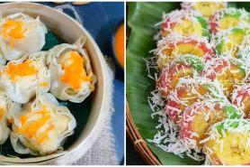 12 Resep camilan kukus sederhana, enak, sehat dan mudah dibuat