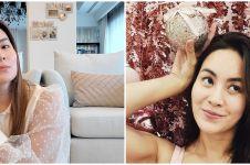 9 Potret terbaru Chantal Della Concetta, gaya bak ABG di usia 40 tahun