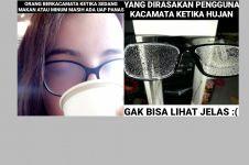 10 Meme yang dirasakan orang berkacamata, auto setuju