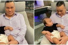 7 Potret Johnny Wong ayah Baim Wong yang jarang tersorot, mirip Kiano