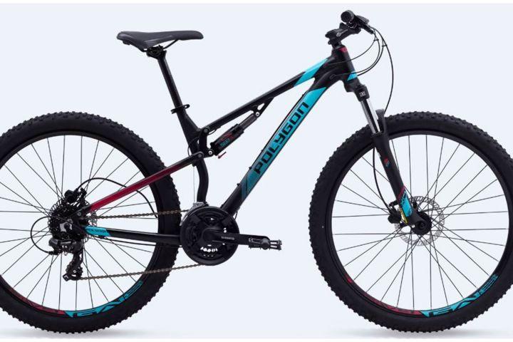 Harga sepeda MTB Polygon Rayz dan spesifikasinya, gesit & keren